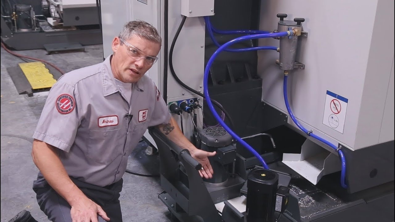 Haas service centre