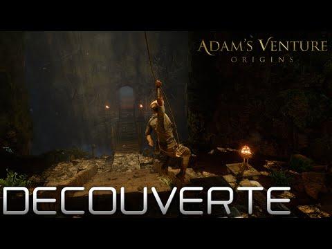 Adam's Venture Origins - Retour aux origines | GAMEPLAY [FR]