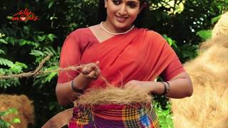Malayalam Actress in Mundu Blouse