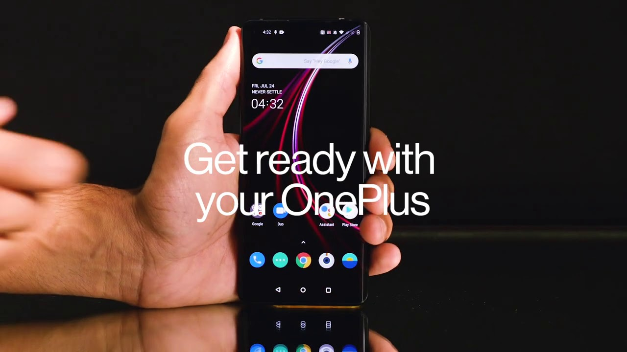 Shot on OnePlus Academy - Tutorial 4