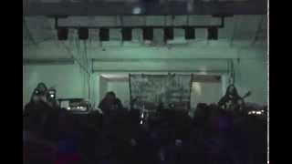 Gorgasm- Lesbian Stool Orgy live @ SCFF 2013