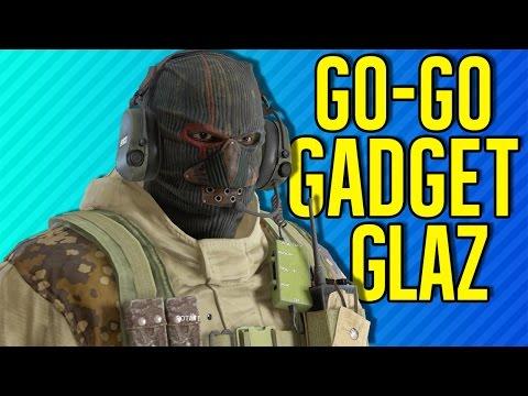 GO-GO GADGET GLAZ | Rainbow Six Siege
