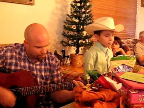 WATCH: Little Boy sings George Strait