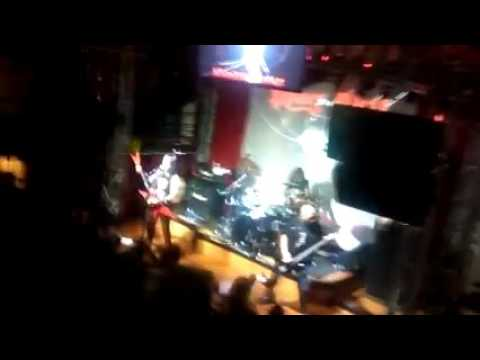 Power From Hell - Bestial Times -  Live at Bogota (Colombia)