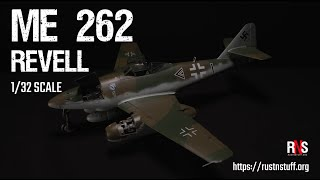 Me 262 1/A1 - Revell 1/32 Scale