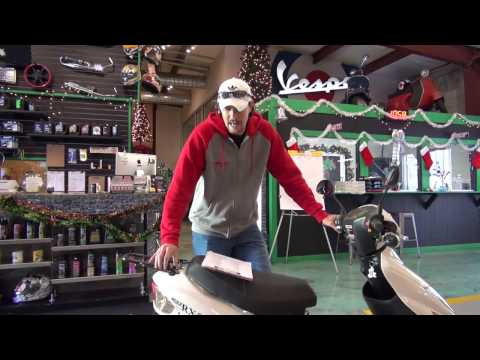 Complete Walk-Through of Your New 4-Stroke Scooter