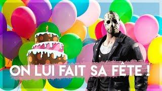 LE SEUL AMI DE JASON, LE BUG ! - Friday The 13 th