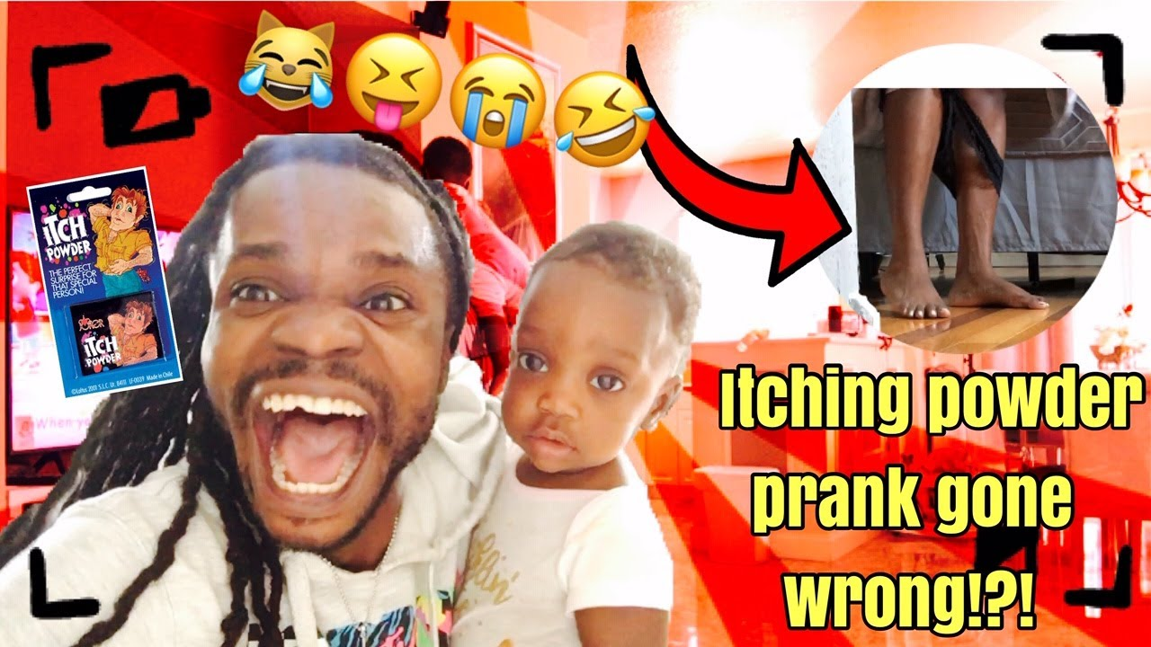 Download Itching powder PRANK ON ((My Wife))!!🥱😰❤️🤷🏾♀️