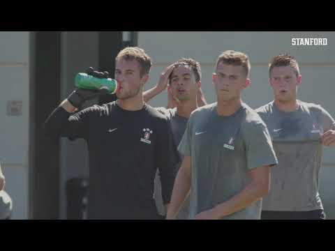 Stanford Men's Soccer: First Practice