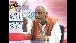 tej prasad wagle with rajendra mahato
