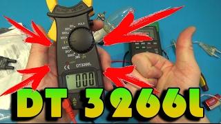 дЕШЕВЫЕ токовые клещи DT3266L!!!!!! Aliexpress