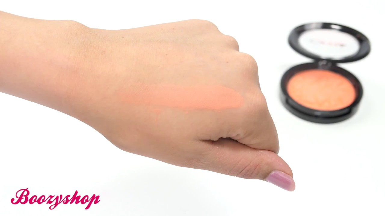 Ofra Cosmetics Island Time Blush Mai Tai Youtube