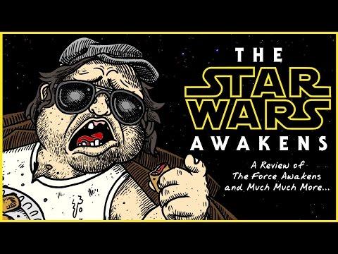Mr. Plinkett's The Star Wars Awakens Review