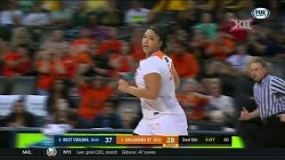 West Virginia vs Oklahoma State Women\'s Basketball Highlights