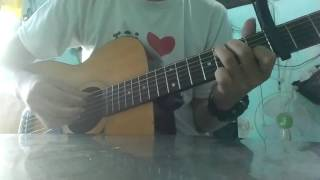 [Guitar solo fingerstyle] - Sing me to sleep - Alan Walker