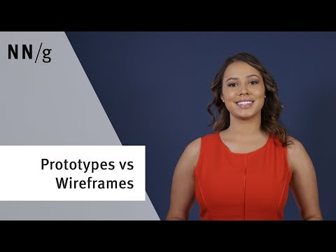 Prototypes Vs Wireframes In UX Projects
