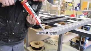 видео alfa ramen en deuren