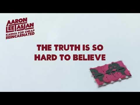 "Aaron Lee Tasjan - ""The Truth Is So Hard To Believe"" [Reincarnated Version] Mp3"