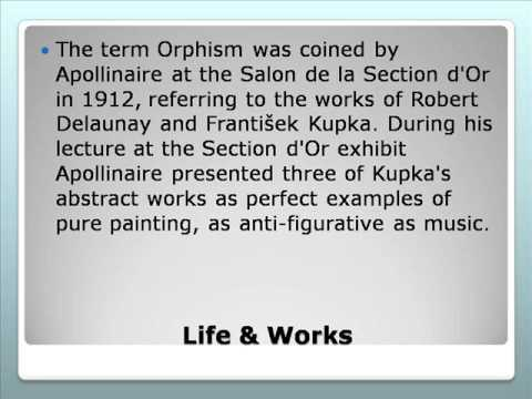 Guillaume Apollinaire Life & Works
