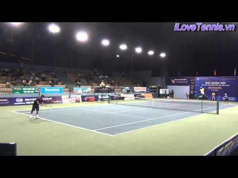 Minh Quân vs Quốc Khánh-Chung kết giải các tay vợt xuất sắc 2012 P2