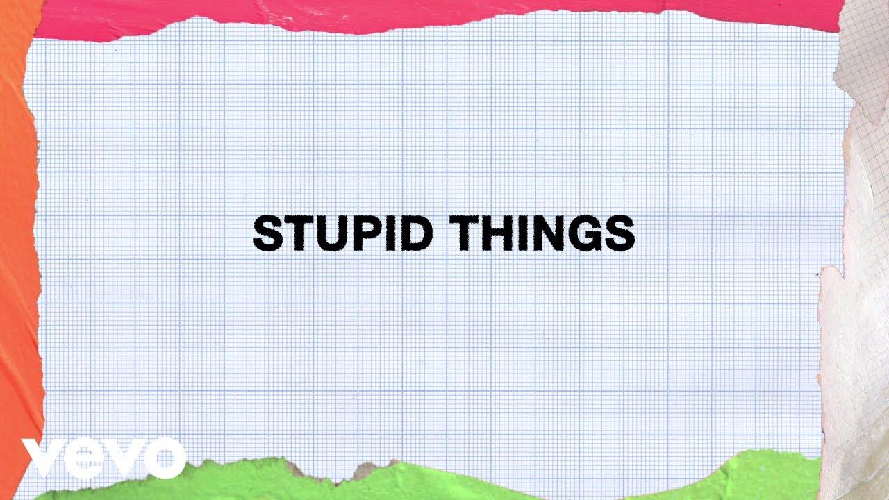 Keane - Stupid Things (Single Version - Lyric Video)