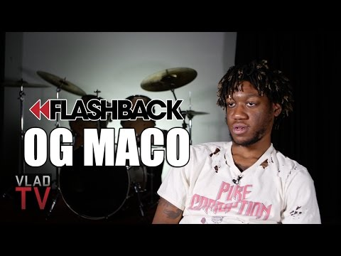Flashback: OG Maco on Logic Passing for White & Proposed 'AfricAryan' Title