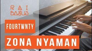 Fourtwnty - Zona Nyaman Piano Cover (Ost. Filosofi Kopi 2 : Ben & Jody)