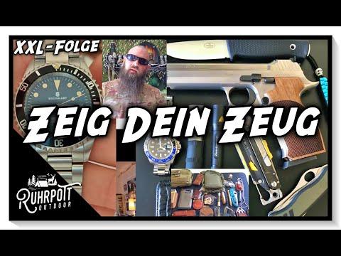 Zeig Dein Zeug XXL - Eure EDC Videos