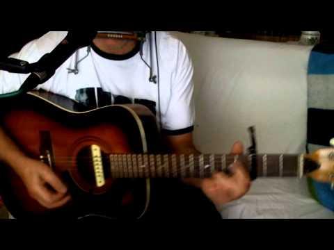 Dear Prudence ~ The Beatles ((°J°)) ~ Acoustic Cover w/ 12-String Framus 5/296 & Bluesharp