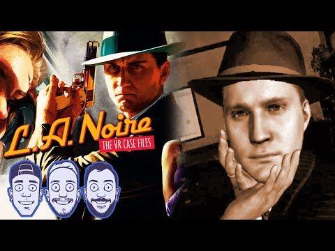 LA Noire VR - The Jaboody Show