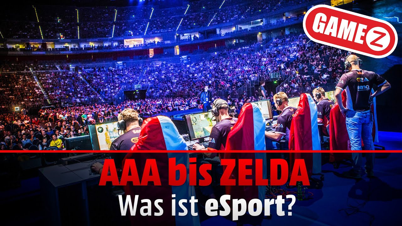 Was Ist E Sport