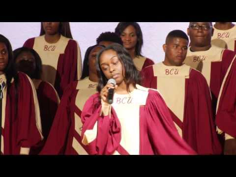 Gospel Choir Spring Concert