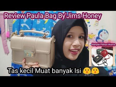 Review Paula Bag Jims Honey // Tas Kecil Dan Cantik