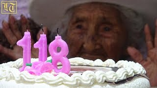 oldest person alive