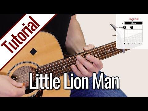 Little Lion Man ukulele chords - Mumford & Sons - Khmer Chords