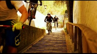 GoPro Urban/City Freeride  + Angry People