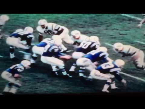Super Bowl III: New York Jets vs. Baltimore Colts (1969)