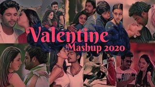 Valentine Mashup 2020 (TELUGU)   RaaWMuzic   Valentine Special TELUGU Love Songs