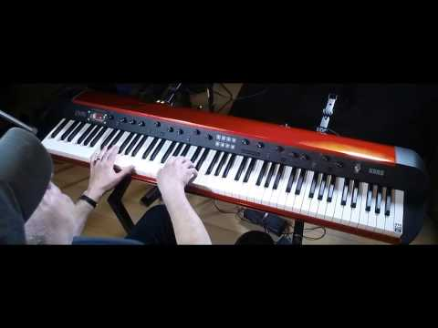"""Learn to play """"Great Gig In The Sky"""" (Pink Floyd) on piano via Synthesia Software"""
