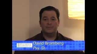 David Bromberg, Psy.D. Intro Video