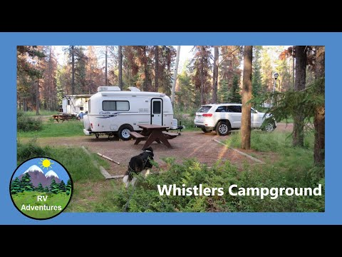 Whistlers Campground Review By RV Adventures