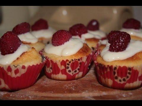 Творожные кексы - кулинарный рецепт