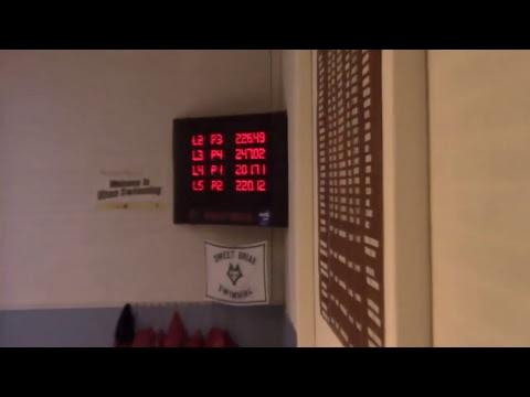Sweet Briar Swimming vs. Ferrum and Bridgewater