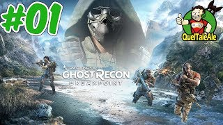 GHOST RECON BREAKPOINT - Gameplay ITA - Walkthrough #01