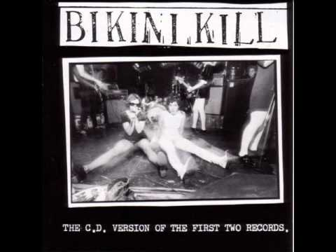 Bikini Kill - The CD Version of the First Two Records (1994) [FULL ALBUM]