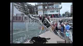 Avsegling från Dockan - Min Jorden Runt segling har börjat!
