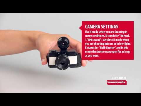 Fisheye Baby 110 -  Adjusting Camera Settings
