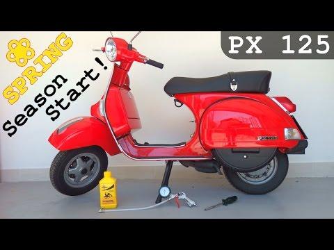 Scatalizzare La Vespa Px 125150 Cat
