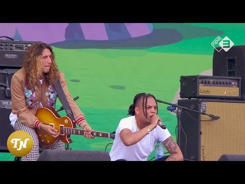 Ronnie Flex & Deuxperience – Come Again (Live @ Pinkpop 2018)