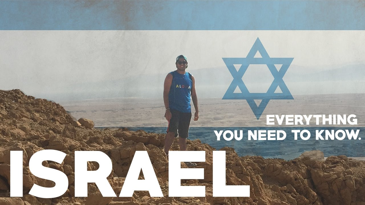 Israel Travel Guide: Everything you need to know - YouTube